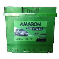 AMARON AAM-FL-550114042 (50Ah), Warranty : 55 Months (30 Months full replacement +25 Months Pro-Rata)
