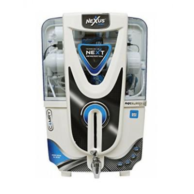 Aquafresh Nexus Camry white RO+UV+UF Water Purifier in 12 LTR