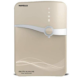 Havells Delite Alkaline RO, UV & SS Tank with UV LED Water Purifier