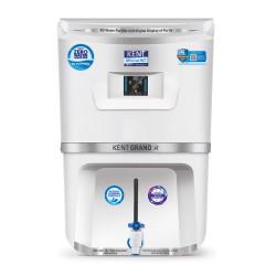 Kent Grand Star Mineral R.O+U.V+U.F+TDS Controller(White)-11101  20 Ltr/hr Water Purifier