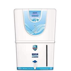 Kent Pride Plus 11067 8L RO+UV+UF+TDS Controller Water Purifier (White)