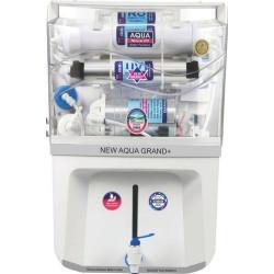 New Aqua Grand Plus  12 L RO + UV + UF + TDS Water Purifier  (White)