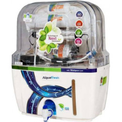 Aqua Fresh Swift next generation 12 L RO + UV + UF + TDS Water Purifier  (White)