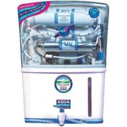 Aqua Grand+ 12 Litre  RO +UV+UF 12 L RO + UV + UF + TDS  Water Purifier  (White)