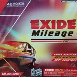 Exide FML0-ML38B20L (35Ah)