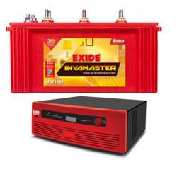 Exide IMST1500 & Home Ups 1050 VA Inverter