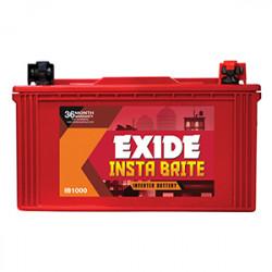 EXIDE INSTA BRITE ( IB1000 ) 100 Ah