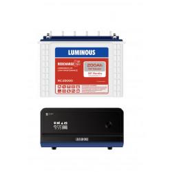 Luminous Zelio 1100 & RC25000 TT (200 Ah)