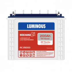Luminous Red Charge RC25000TT (200 Ah)